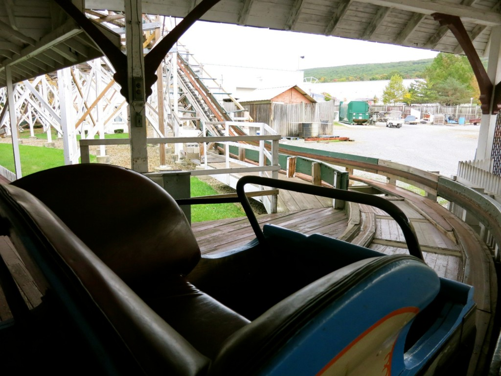 Leap-The-Dips at Lakemont Park
