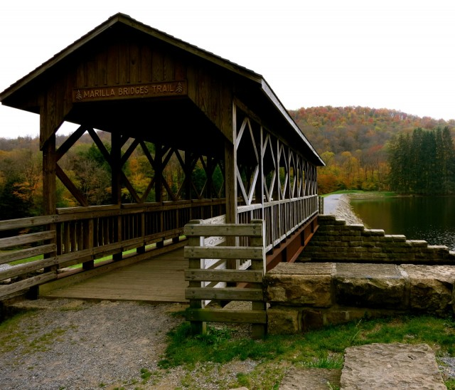 Marilla Bridges Trail 2