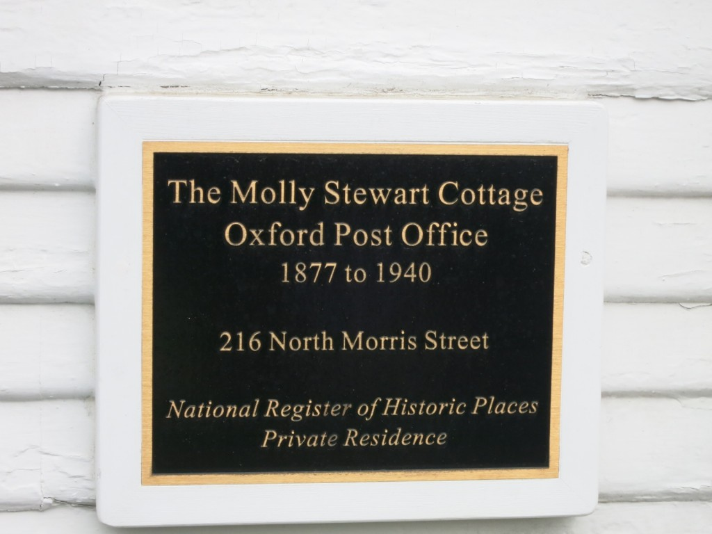 Molly Stewart Cottage, Oxford MD