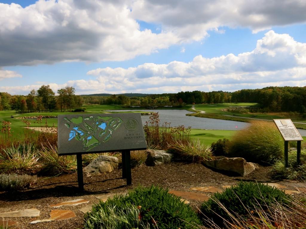 Mystic Rock Golf Course, Nemacolin Resort