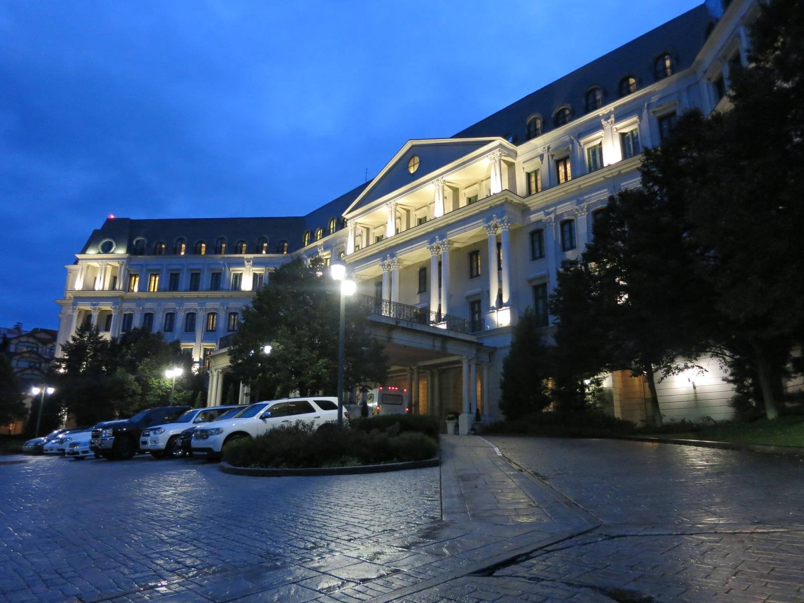 Chateau Lafayette, Nemacolin Woodlands Resort, PA