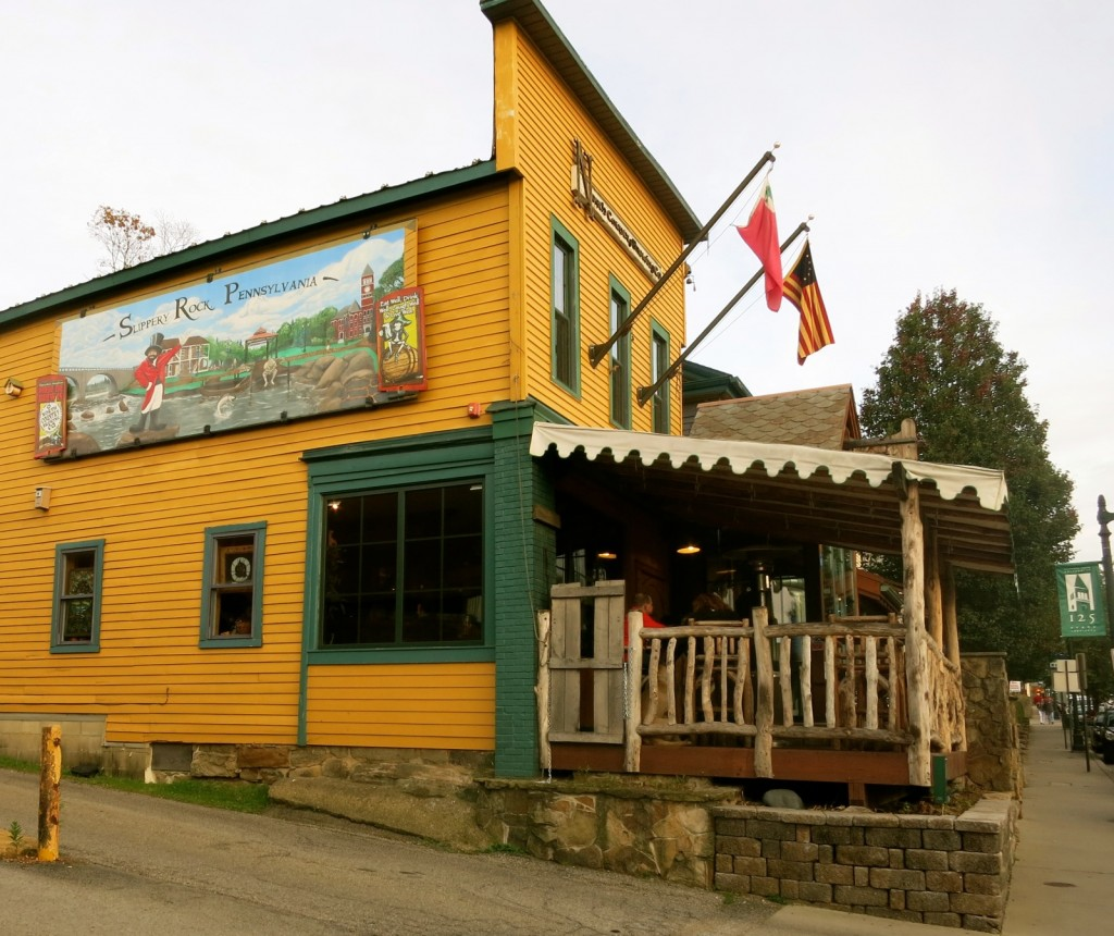 North Country Brewing exterior