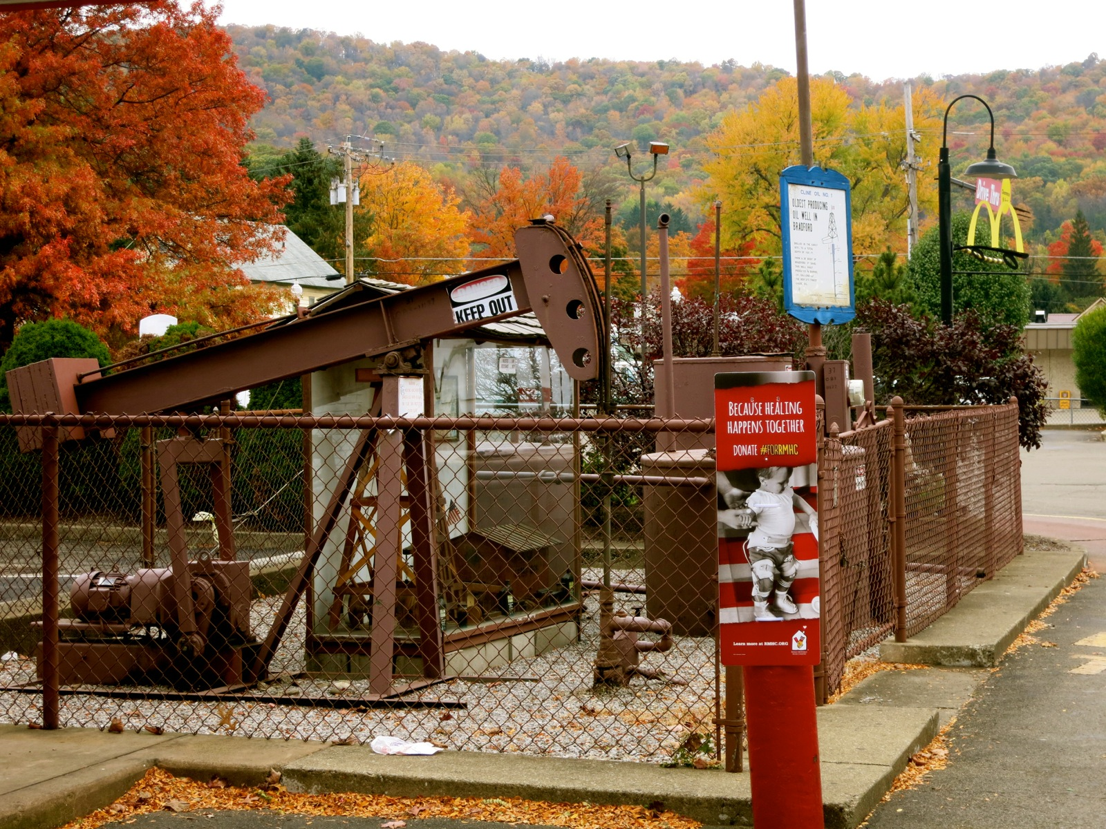 Pa Wilds Angling Oil And Luxury In The Allegheny