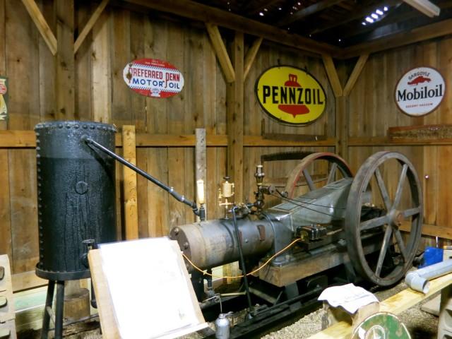 Penn-Brad Museum