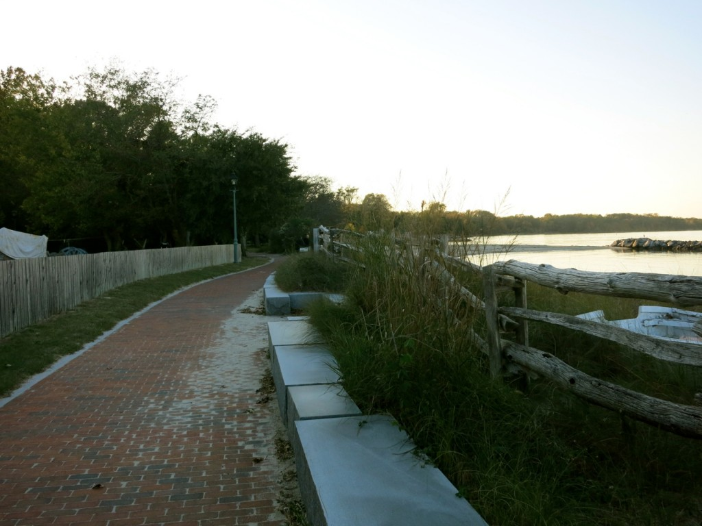 Riverwalk, Yorktown