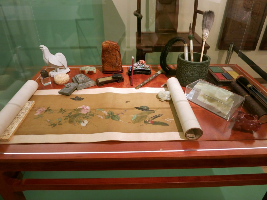 Scholars Table, Maridon Museum