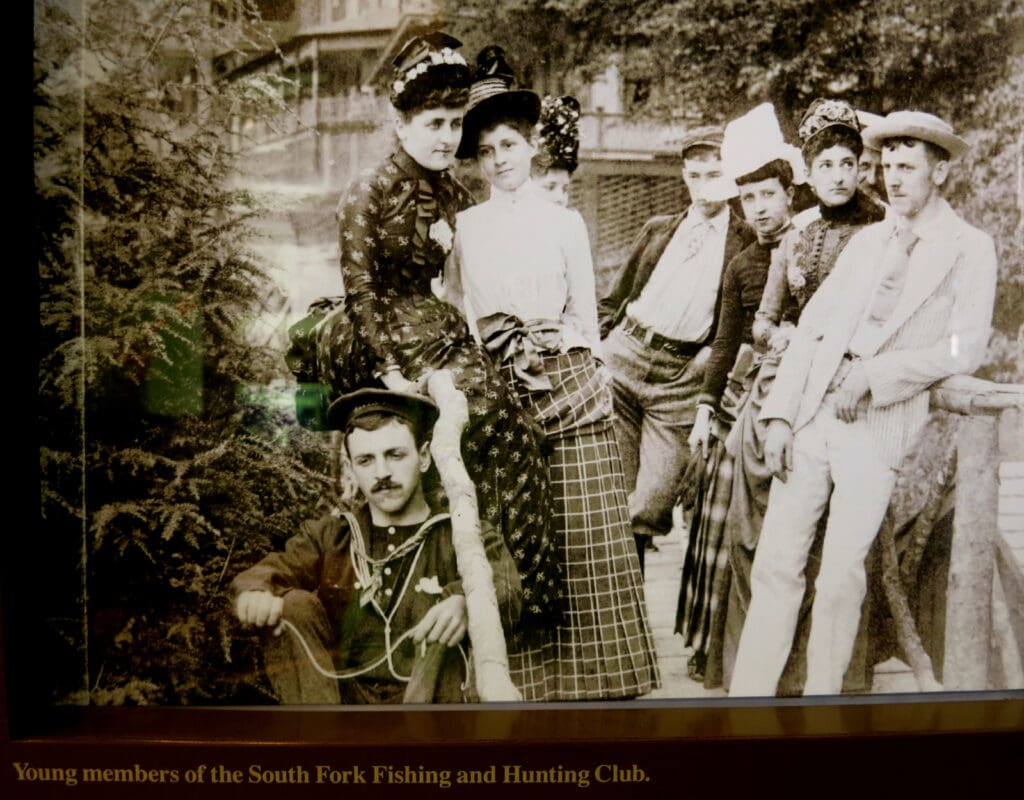 South Fork Fishing and Hunting Club Johnstown PA
