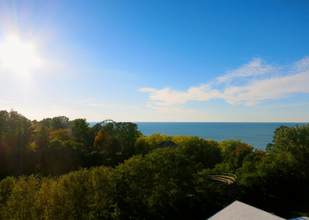 View from Tom Ridge Environmental Center