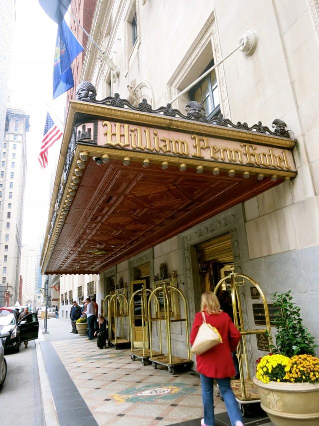 William Penn Hotel, Pittsburgh