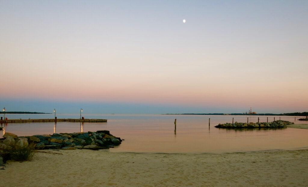 Yorktown VA Sunset
