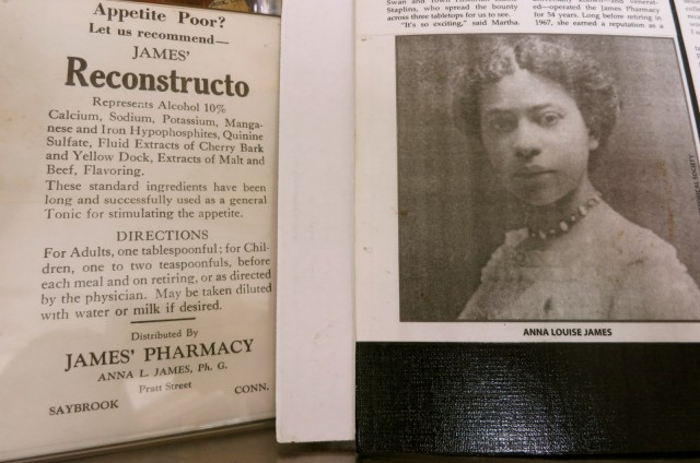 Anna James Pharmacy, Old Saybrook CT