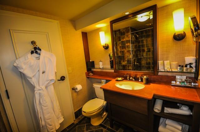 Fairmont Tremblant Bathroom Amenities