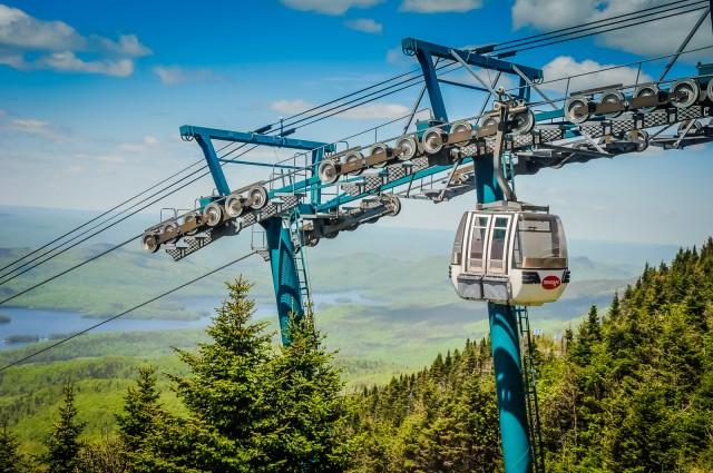 Mont Tremblant Gondola