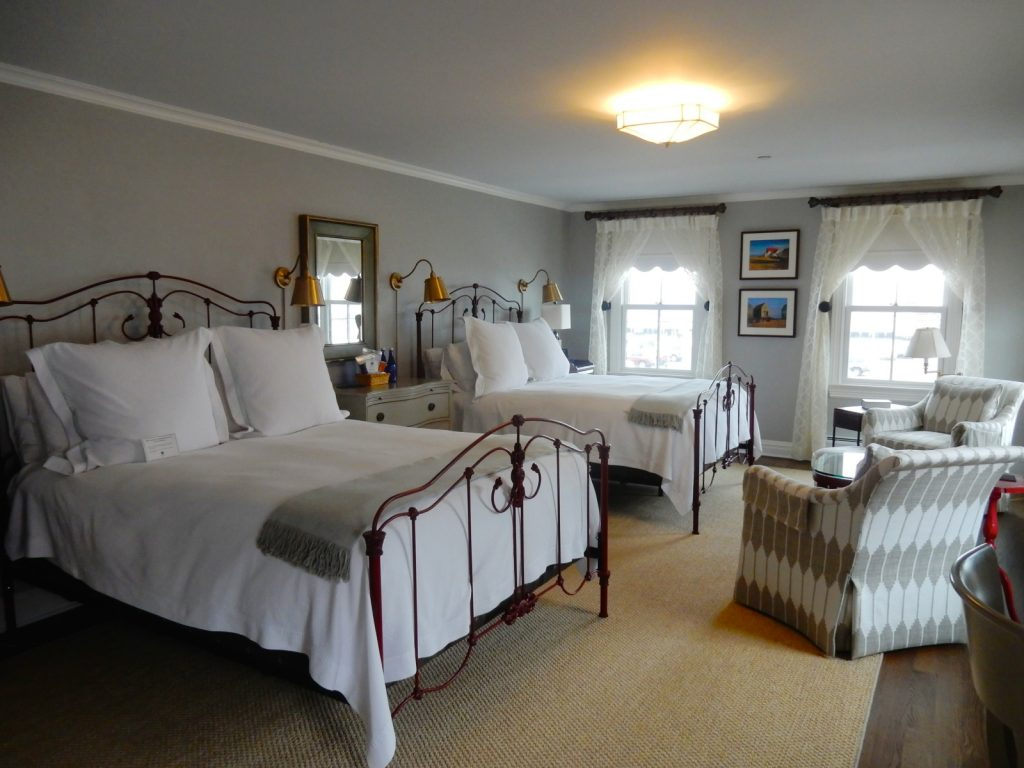Double Room, Tall Tales, Saybrook Point Inn and Spa, CT