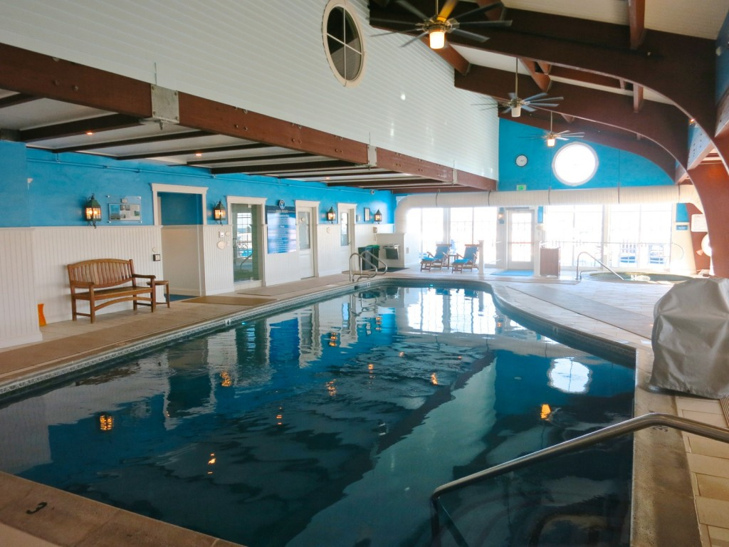 Saybrook Point Inn indoor pool