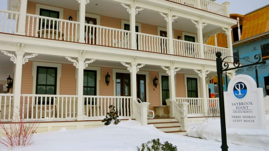 Saybrook Point Inn and Spa, Old Saybrook CT