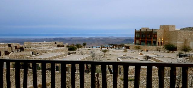 Beresheet Balcony View
