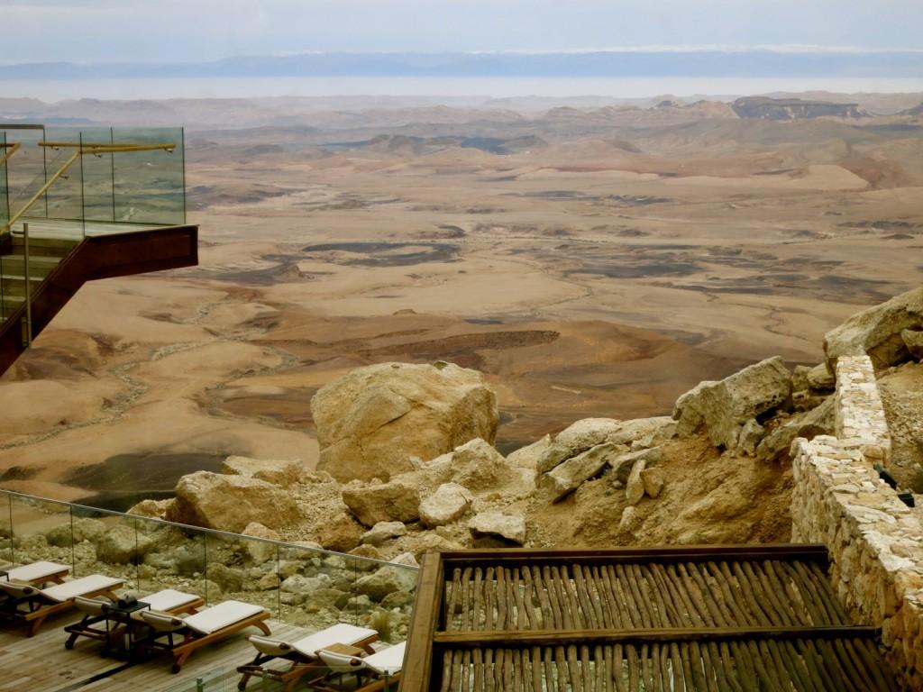 Beresheet Hotel Crater View
