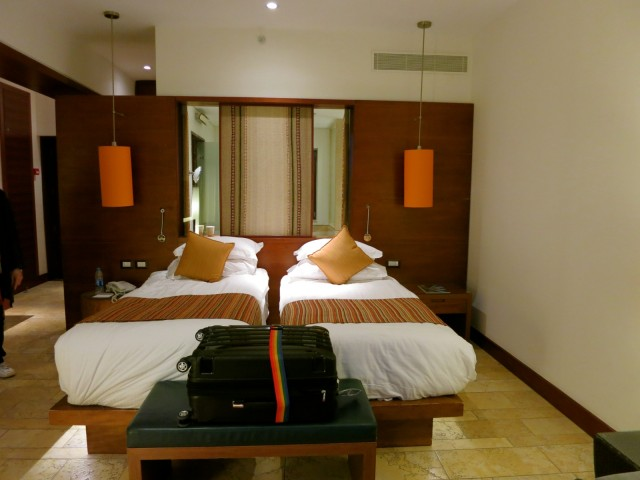 Beresheet Hotel Room