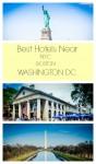 Best Hotels Near NYC Boston Washington DC #hotel via @GetawayMvavens