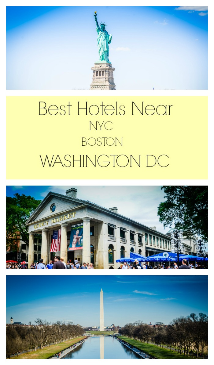 Best hotels near nyc boston and washington dc for Washington dc romantic weekend getaways
