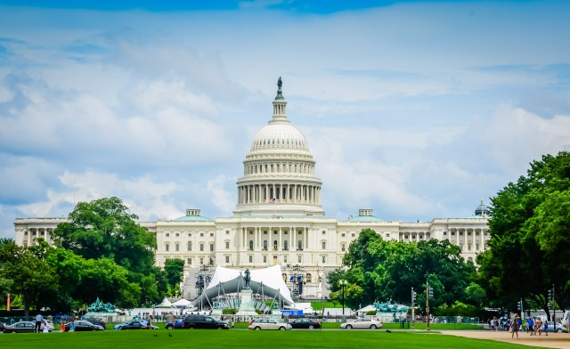 Capitol Building - Washington DC in a Day