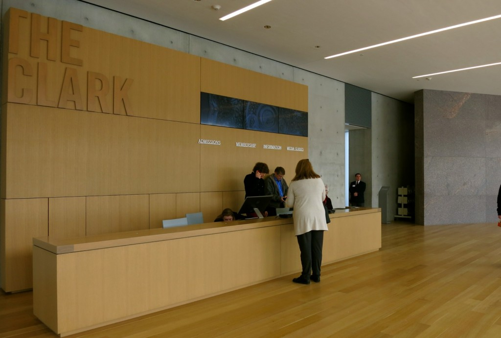 Clark Admissions Desk