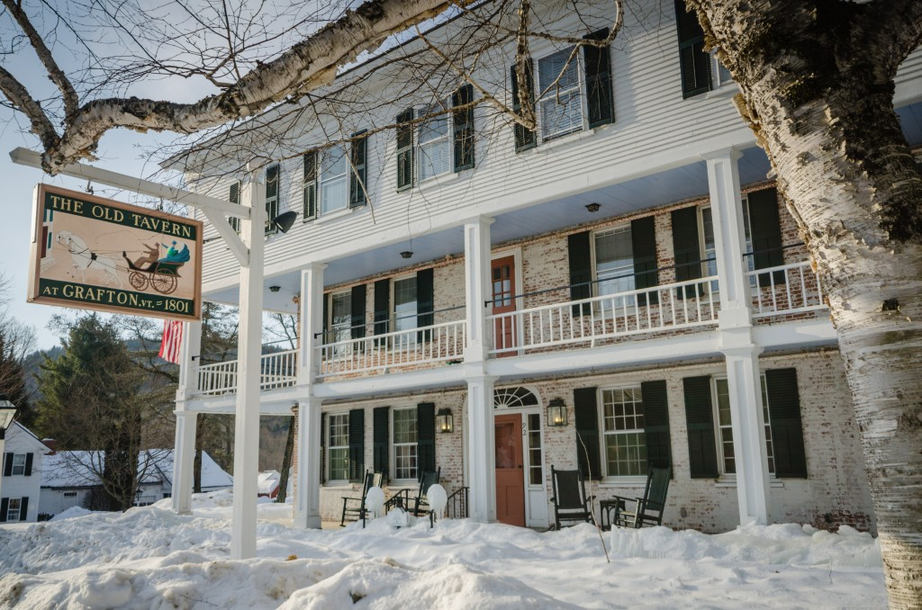 The Old Tavern at Grafton Inn - Grafton, Vermont