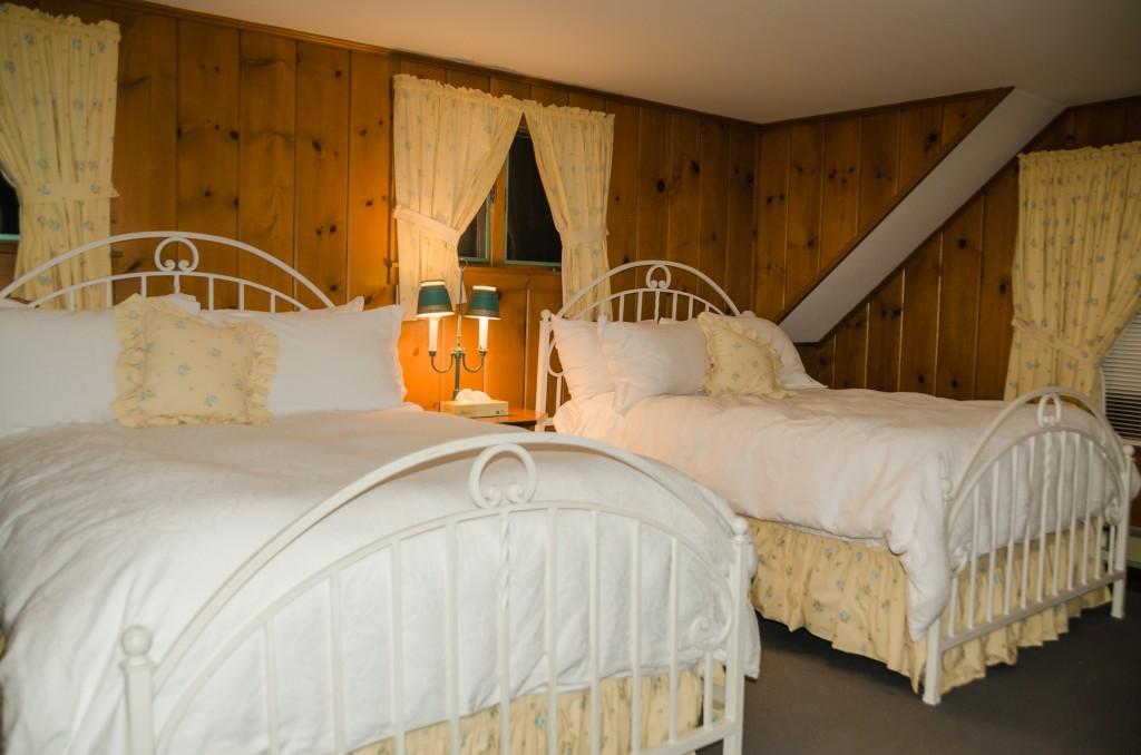 Grafton Inn Village Room at Woodard House in Grafton VT