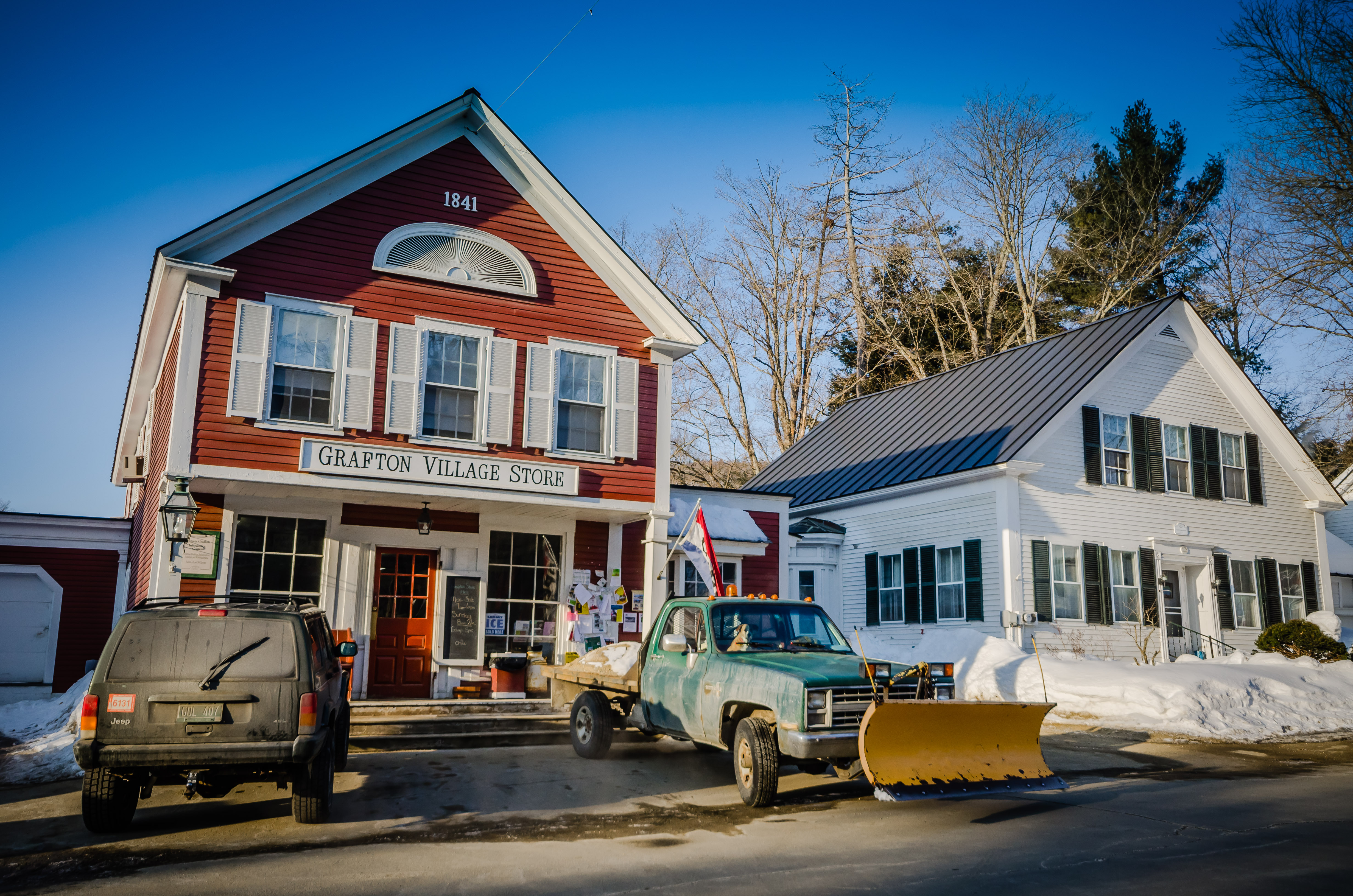 Grafton vt ski magic and irreverent history for Grafton house
