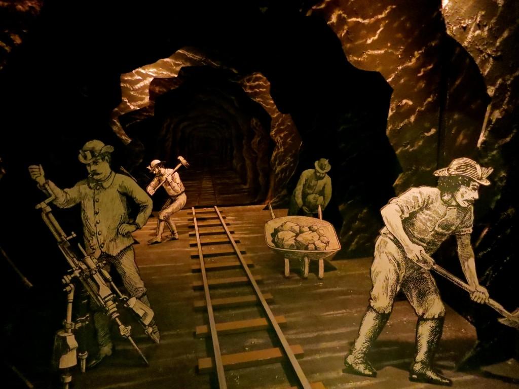 Hoosac Tunnel Exhibit
