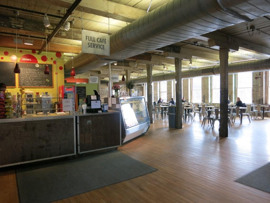 Mass MoCA Cafe