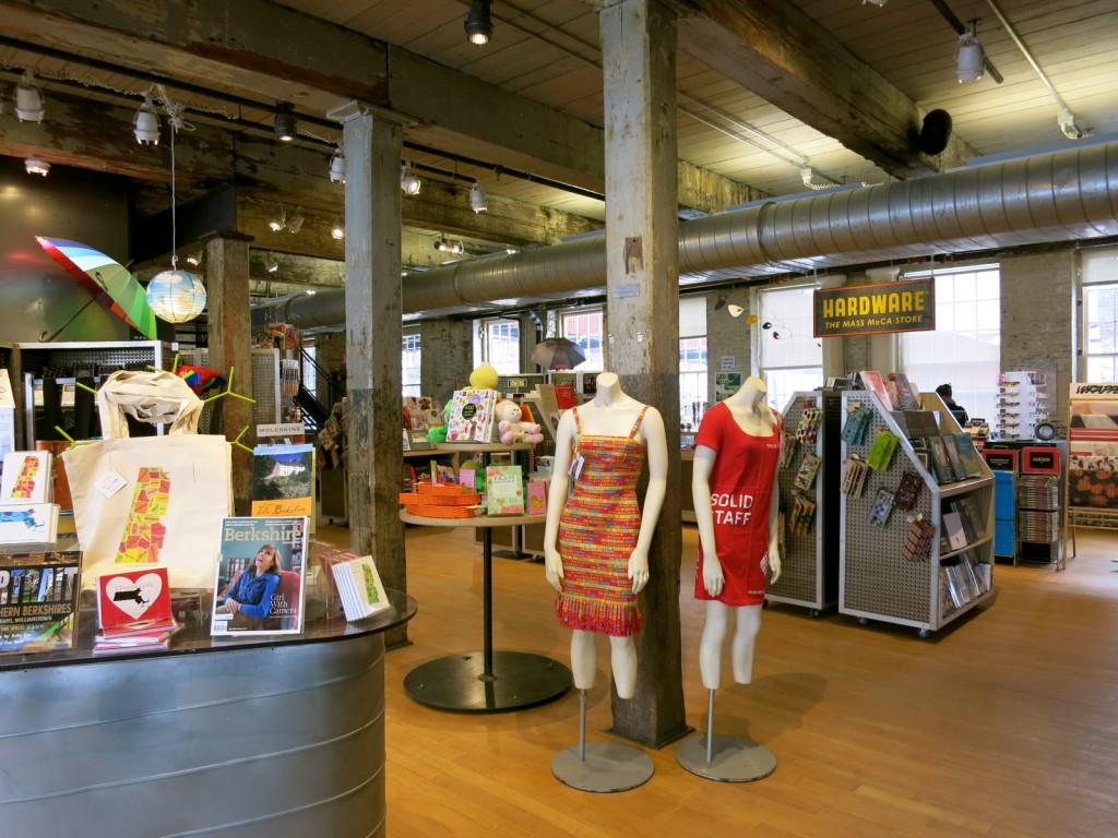Mass MoCA Museum Shop