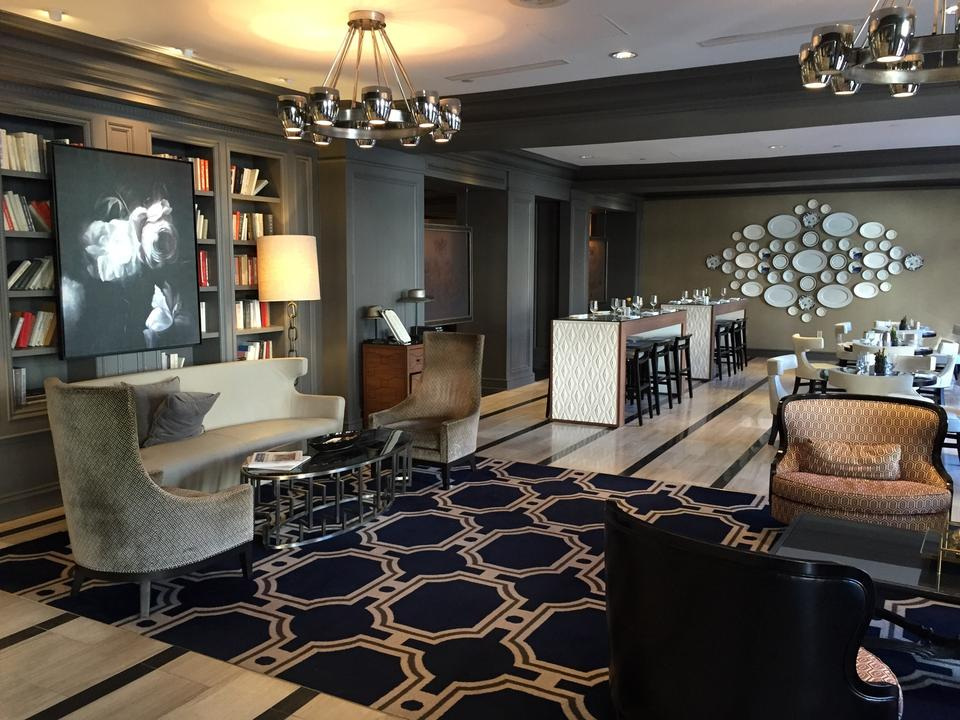 Melrose Georgetown Hotel - lobby - Washington DC