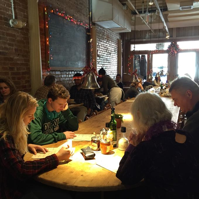 Le Pain Quotidien Restaurant - Georgetown