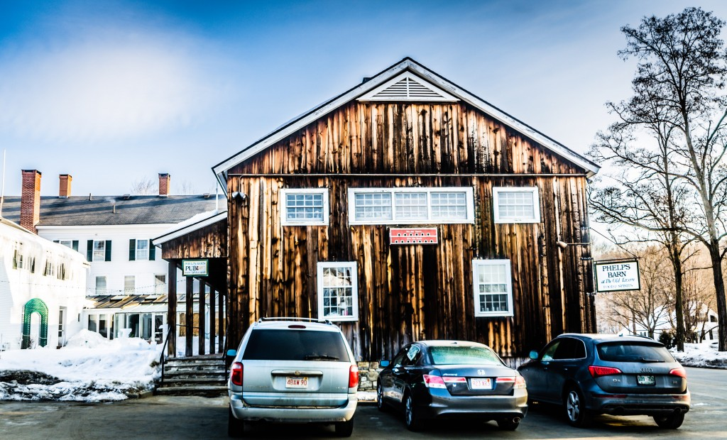 Phelps Barn Pub - Grafton, VT