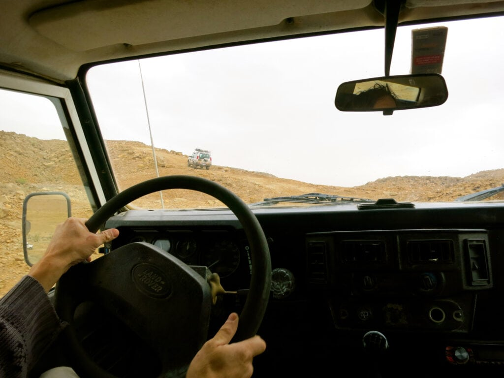 Ramon Crater Jeep Tour Israel