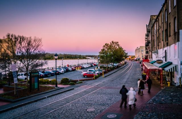 River Street - Savannah GA