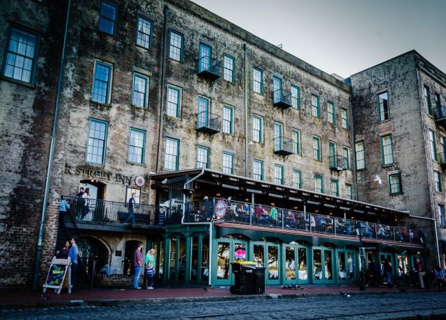 River Street Inn- Savannah GA