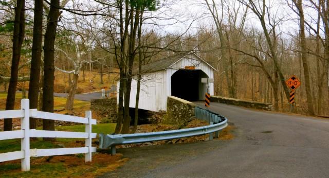 BC Covered Bridge 1