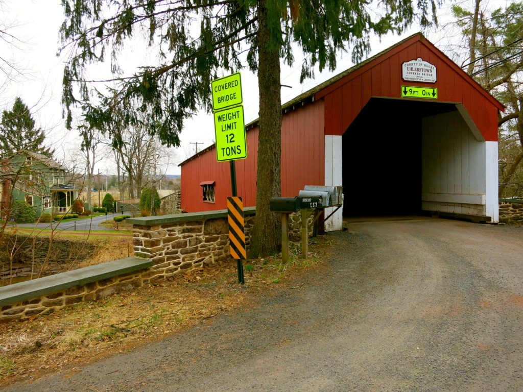 BC Covered Bridge 2