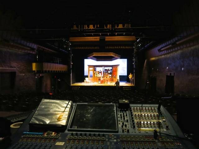 Bucks County Playhouse Stage