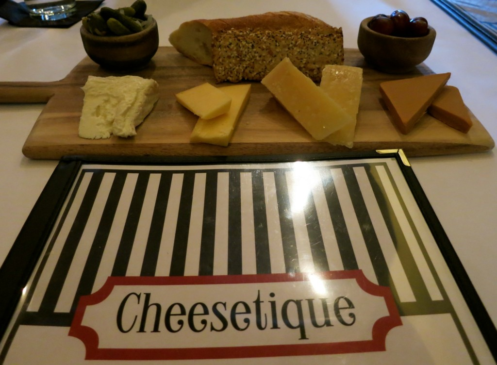 Cheese Plate, Cheesetique, Alexandria VA in Del Ray Section