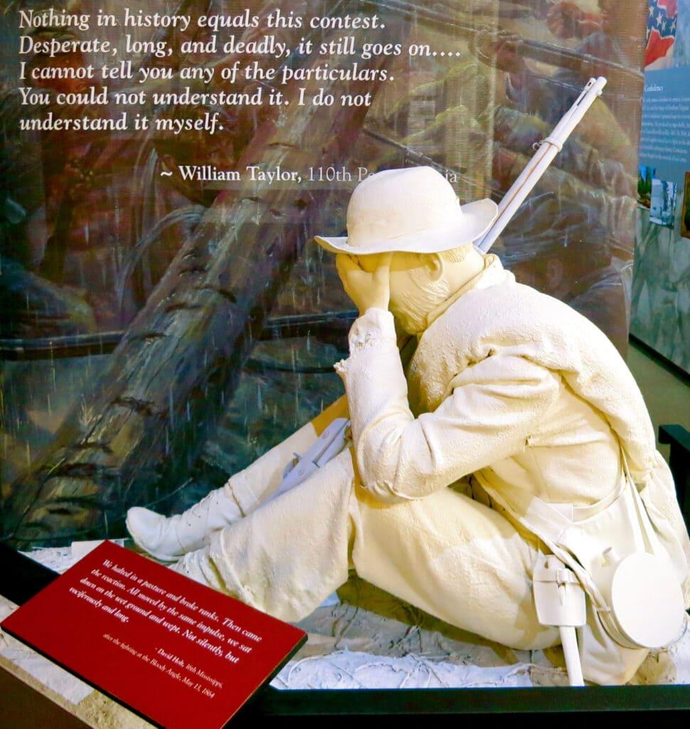 Civil War Regrets Battle of Chancellorsville NHP