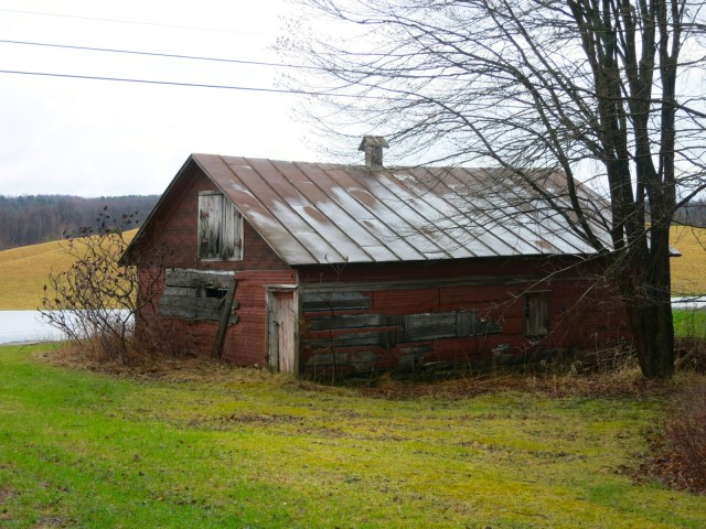 Columbia County NY Barns