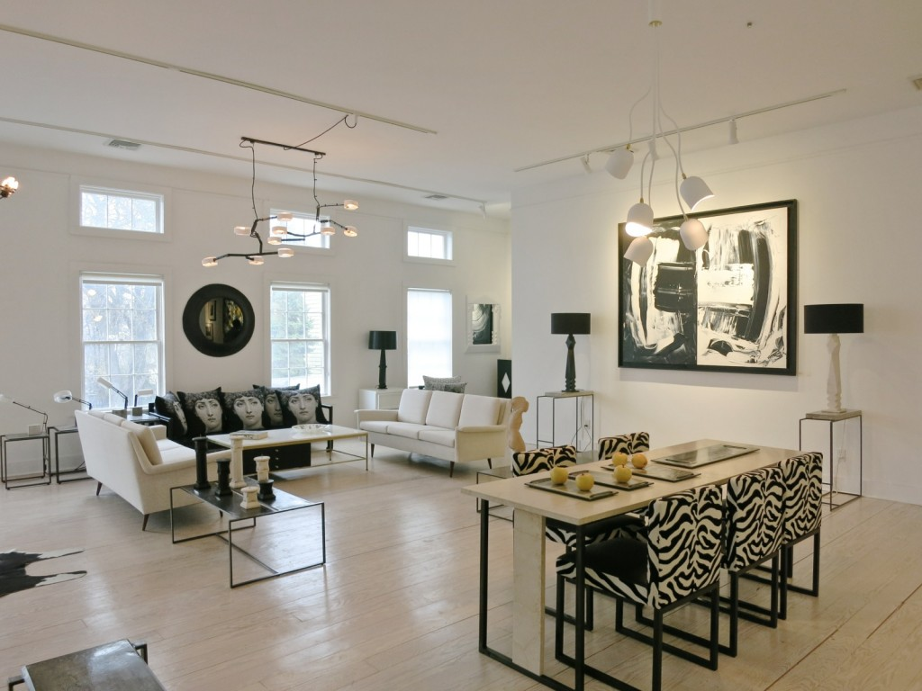 FRG Showroom, HUdson NY
