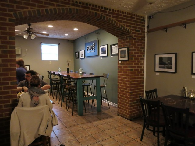 Foode- Modest space belies incredible food in Fredericksburg VA