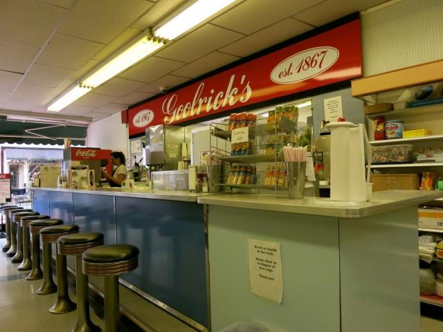 Goolrick's Drug Store, Fredericksburg VA