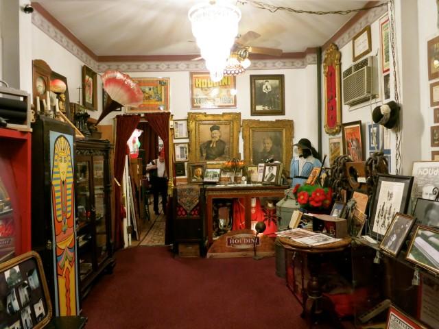 Houdinia Museum, Scranton PA