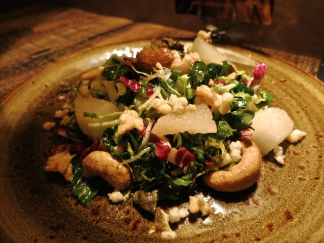 Kale Salad, Honey Restaurant